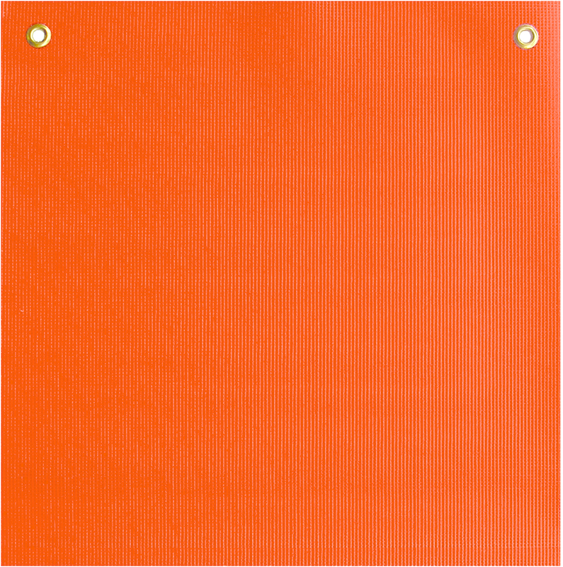 4989314 18X18 ORNG SAFETY FLAG