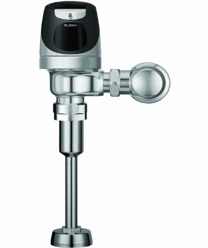 0.5 Gallons Per Flush *SOLIS 8186-0.5 Single Urinal Flush Valve