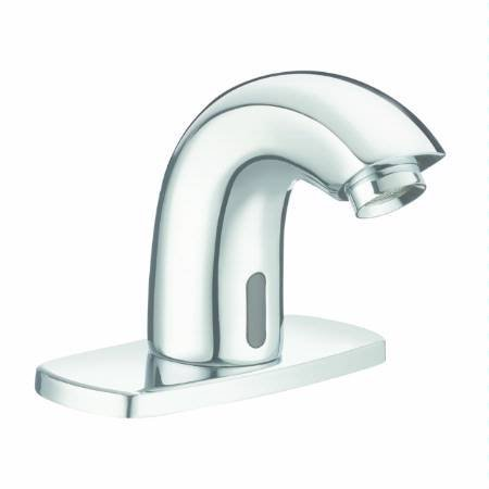 California Energy Commission Registered Lead Law Compliant 0.5 SF2100 4 Electronic Pedestal Faucet