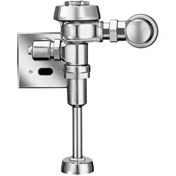 0.25 Gallons Per Flush 186-0.25 Urinal Flush Valve Royal Chrome