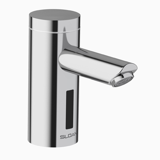 California Energy Commission Registered 0.5 EAF200-LT ELECT Faucet IQ Polished Chrome