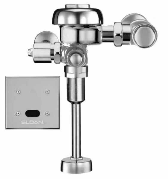 0.5 Gallons Per Flush 186-1/2 Dfb ES-S Tmo Flush Valve