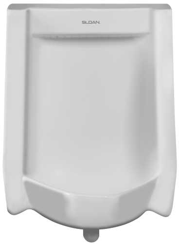 SLOAN WASHDOWN URINAL, WALL HUNG, STANDARD