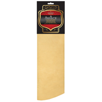 SM Arnold 85-140 General Duty Leather Chamois, 4 sq-ft, Clear, Fish Oil Tanned Select Sheepskin