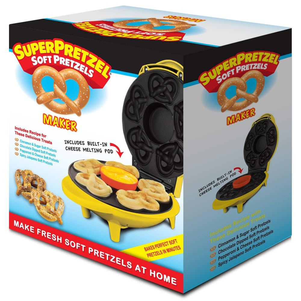Super Pretzel Soft Pretzel Maker