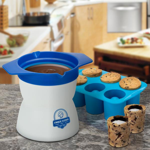 SMART PLANET CNB1SM CANDY NATION MILK & COOKIE SHOT MAKER