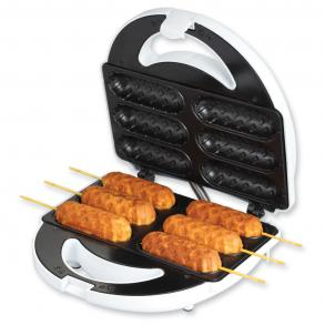 SMART PLANET CDM1 CORN DOG MAKER INCLUDES 24 STICKS AND