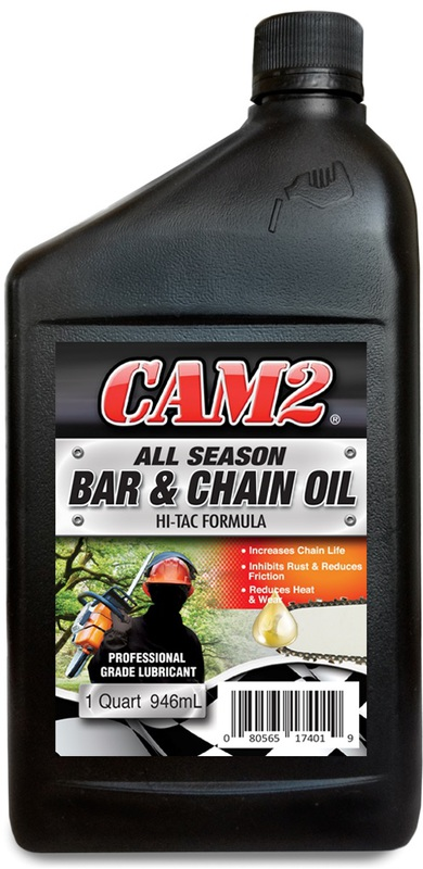 QT ALL SEASON BAR & CHAIN OIL