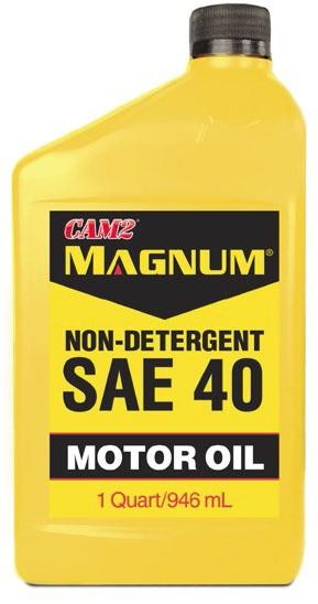 CAM2 QT NON-D SAE 40 MOTOR OIL