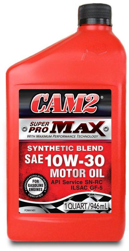 CAM2 QT S-SYN 10W30 SN/GFS OIL