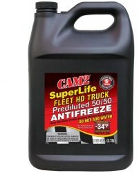 CAM2 1G RED 50/50 ANTIFREEZE