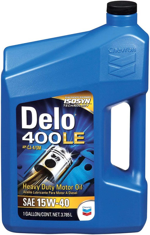 DELO 1G 400LE 15W40 MOTOR OIL