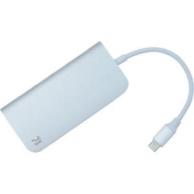 USB C Hub Mini Docking Station
