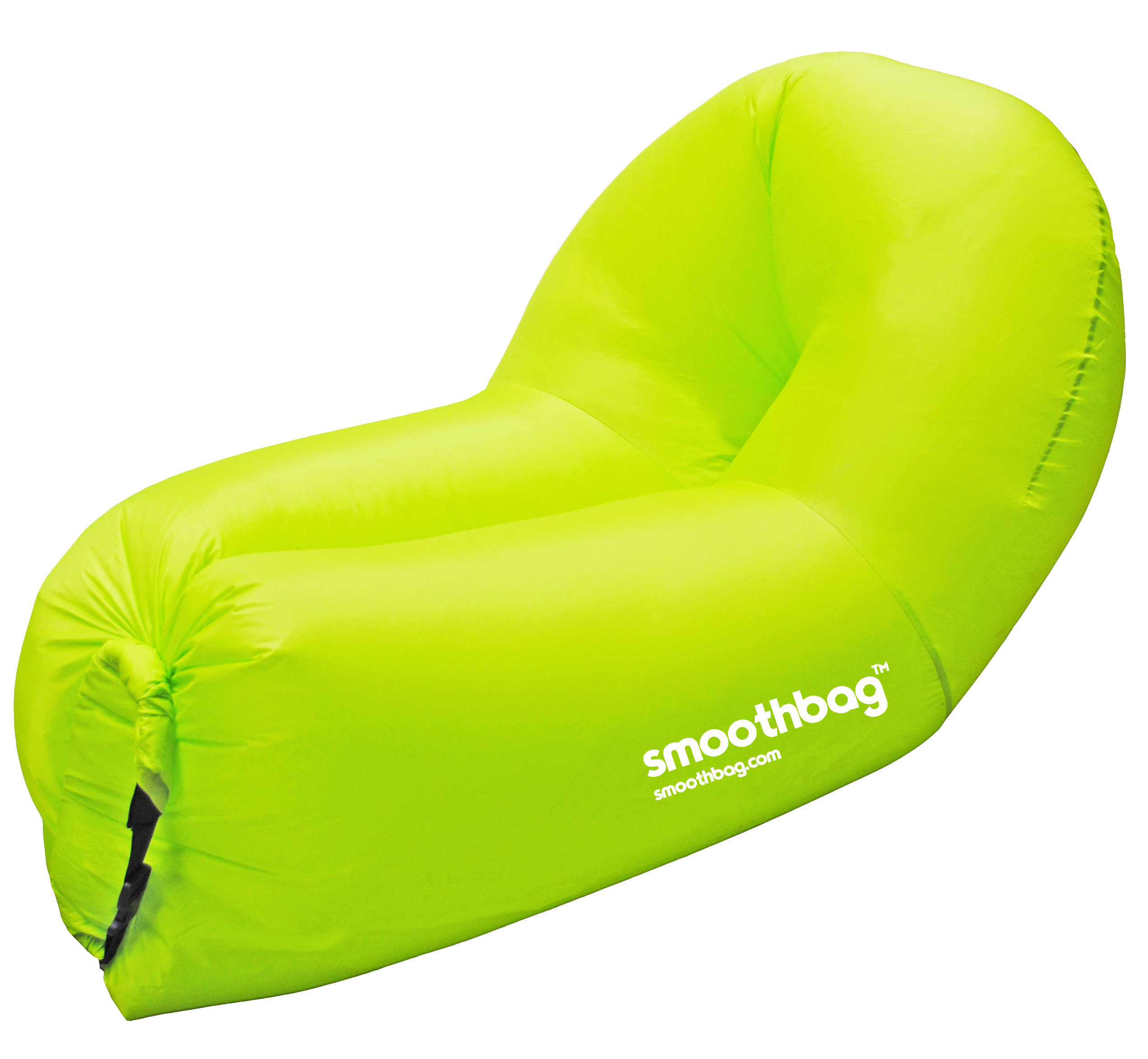 SMOOTHBAG SBPGREEN GREEN 2IN1 SOFA & CHAIR INFLATABLE LOUNGER
