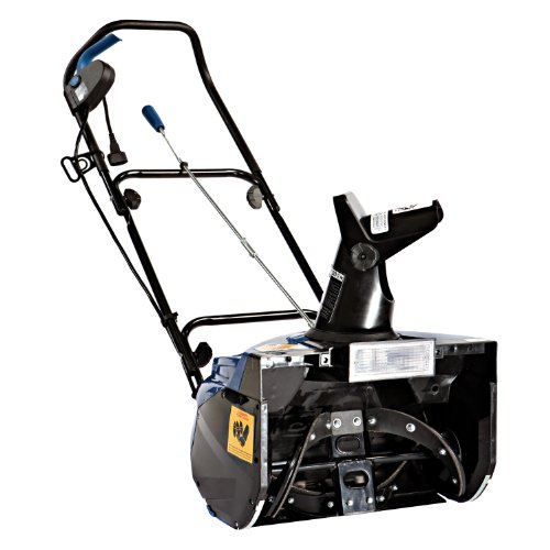Snow Joe Ultra Corded Snow Thrower With Light, 120 V, 15 A, 20 W, Up to 25 ft Throwing Distance