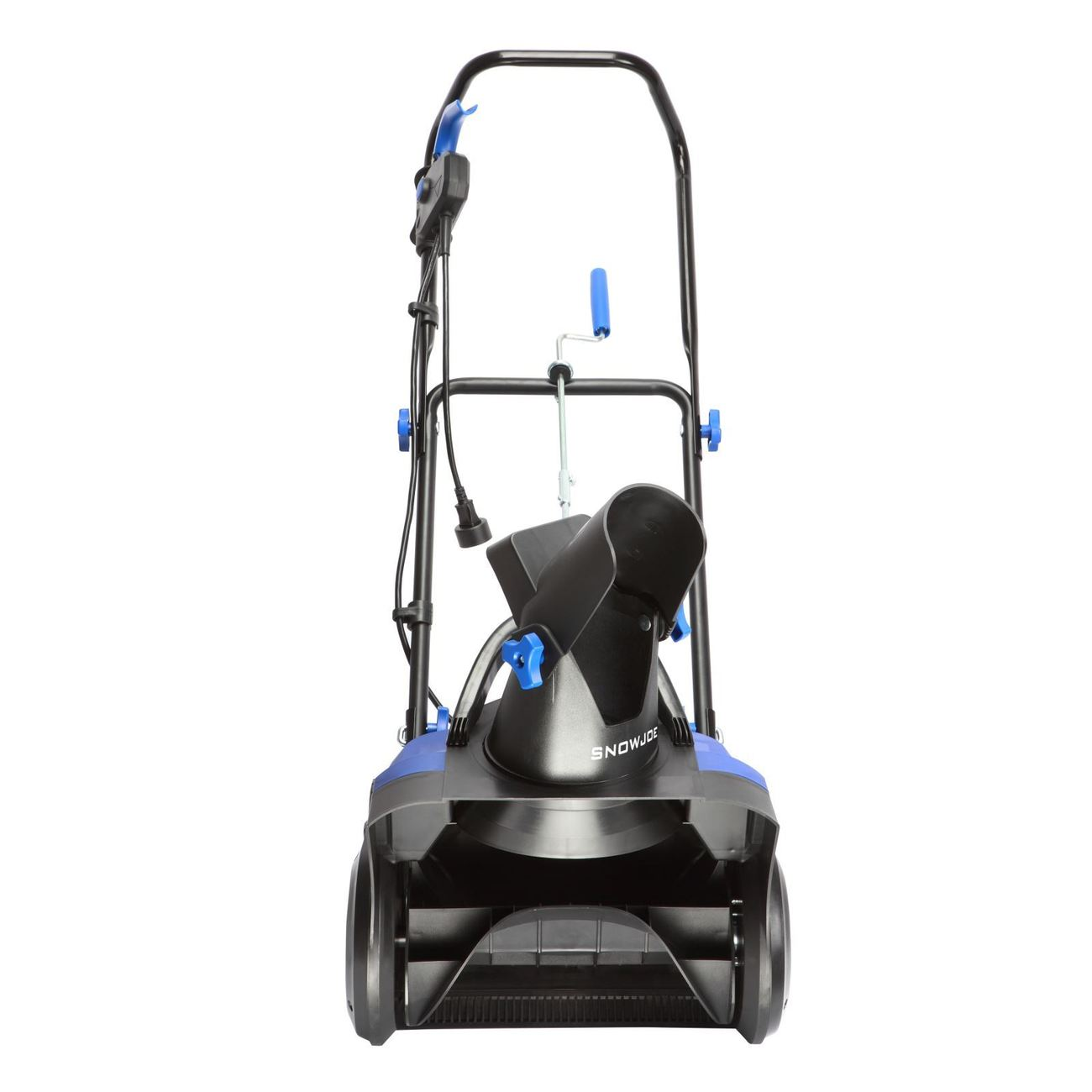 Snow Joe Corded Electric Single Stage Snow Thrower 15 In 11 Amp Motor