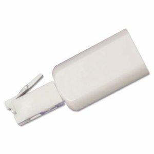 Rotating 360 Telephone Cord Detangler, White