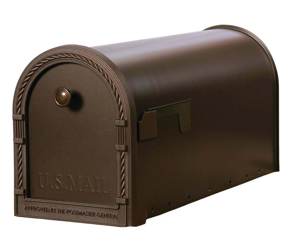 Mailbox Decorative Large Venetian Bronze