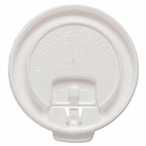 Liftback & Lock Tab Cup Lids for Foam Cups, Fits 10 oz Trophy Cups, WE, 100/PK