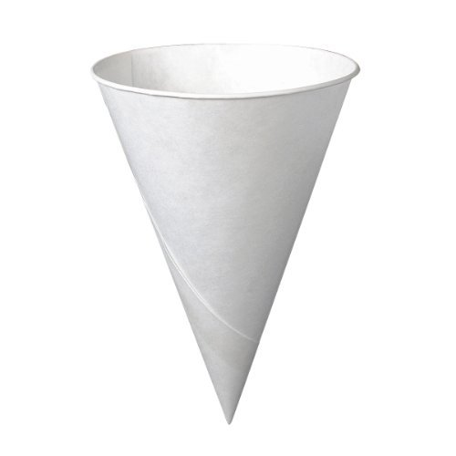 6-oz. Paper Cone Water Cups, 5,000 Cups