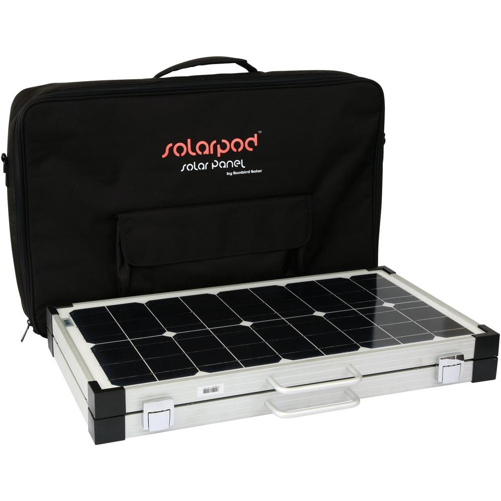 SolPro Solarpod Hard Solar Panel Foldable, 6