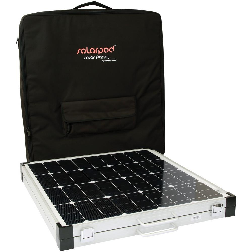 SolPro Solarpod Hard Foldable Solar Panel 12