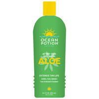 Ocean Potion 151 Aloe Vera Gel, 8.5 oz, Green, Gel