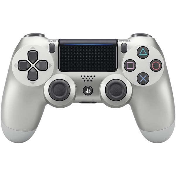 Sony 3001541 PlayStation4 DUALSHOCK4 Wireless Controller (Silver)