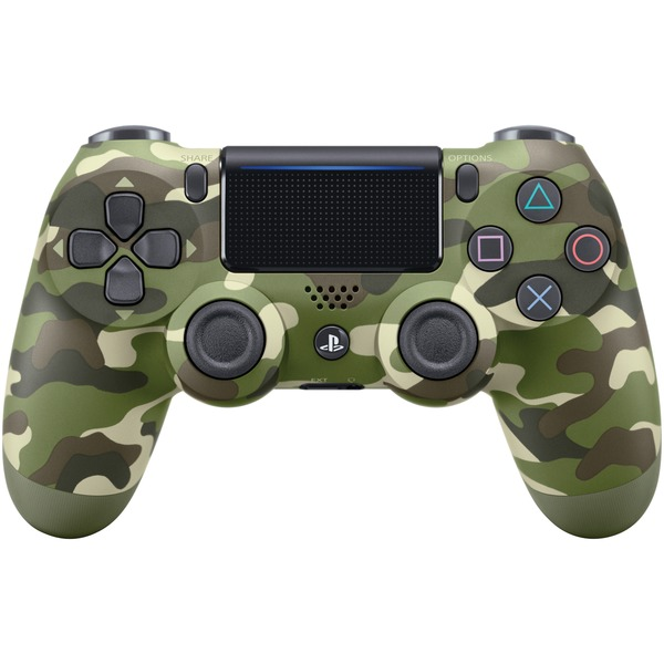 Sony 3001544 PlayStation4 DUALSHOCK4 Wireless Controller (Green Camo)