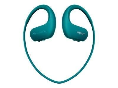Sony 4GB Walkman Sports MP3 Player, Blue