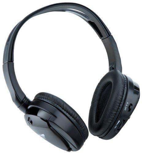 Sound Storm Laboratories SHP32 Dual-Channel Foldable IR Cordless Headphones