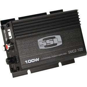 Sound Storm Laboratories SMC2.100 Mini 100-Watt 2-Channel Class AB Amp