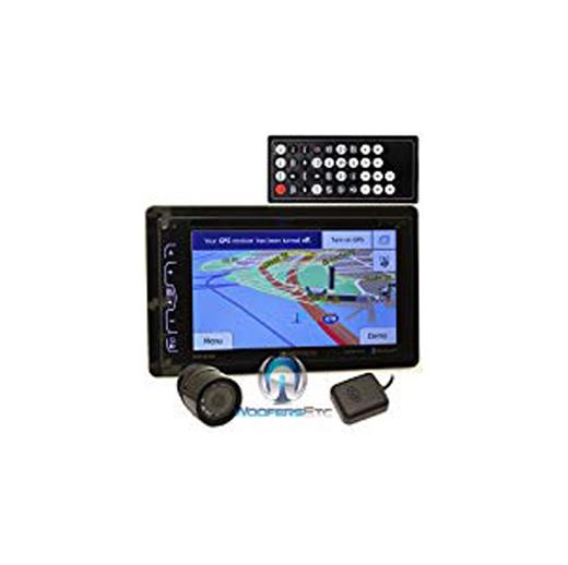 SoundStream 1-DIN AptiX Source Unit w/ Bluetooth & 7