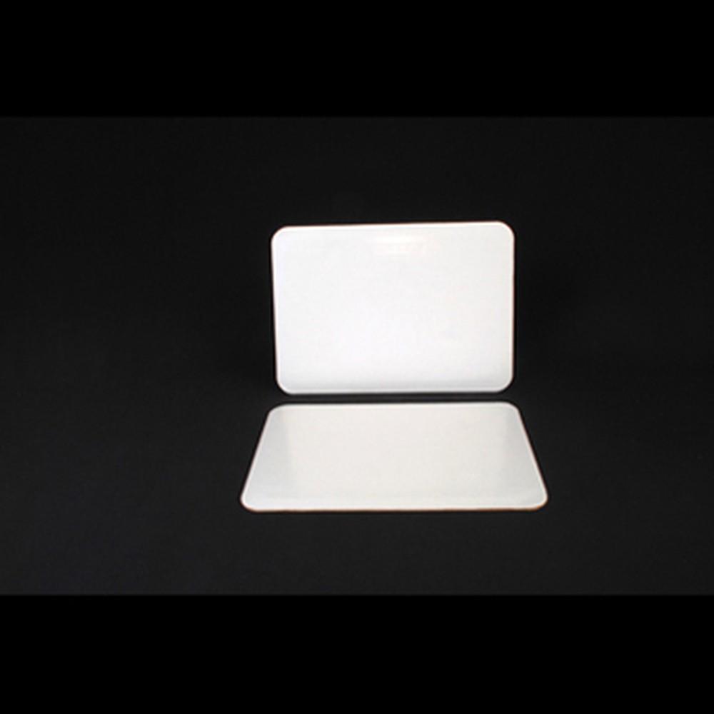 Bakery Cake Pads, 10 x 14, Bright White, 100/Bundle