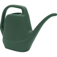 Southern Patio WC2012FE Watering Can, 80 oz, 9-7/8 in H, Long, Plastic, Green