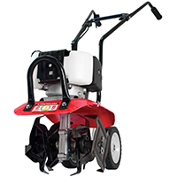 Southland SVC43 Mini Cultivator, 7 - 10 in Working, 5 in Tilling, Cold Start/WarmStart