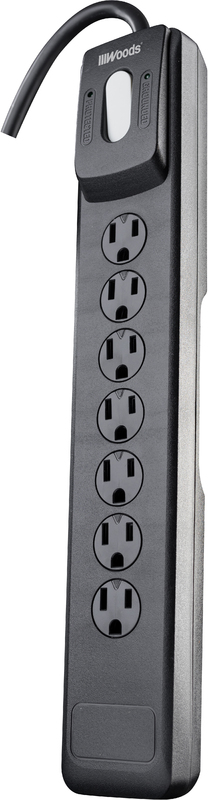 41496 7 OUTLET SURGE PROTECTOR
