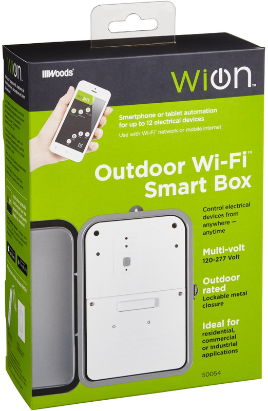 50054 OUTDOOR WI-FI SMART BOX
