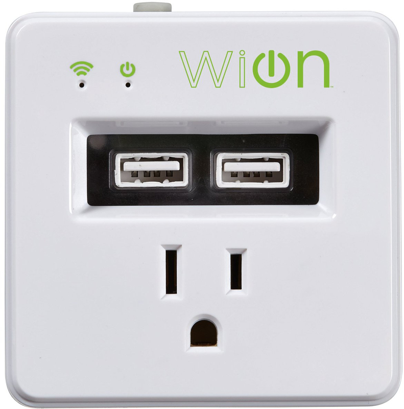 50055 INDOOR WI-FI OUTLET/USB