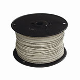 14 AWG WHITE 500 FEET THHN SOLID STRAND BUILDING WIRE