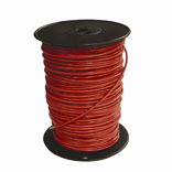 14 AWG RED 500 FEET THHN SOLID STRAND BUILDING WIRE