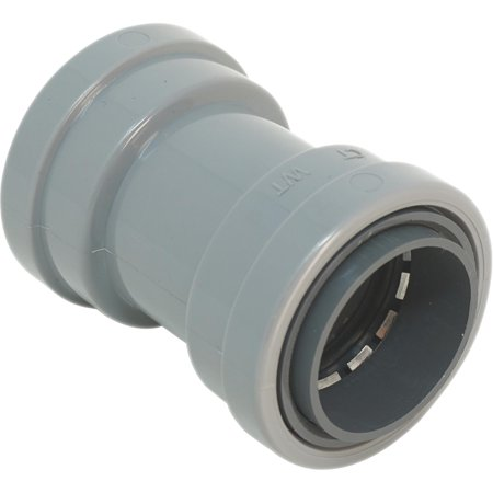 COUPLING PVC-CIC PUSH-IN 1/2IN
