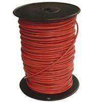 WIRE BLDG 10STR THHN 500FT RED