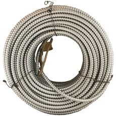 DURACLAD� TYPE AC LIGHTWEIGHT STEEL ARMORED CABLE, 14/2, 600 VOLTS, 250 FT. COIL