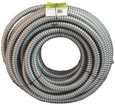 DATAFLEX� FLEXIBLE METAL CONDUIT, 3/4 IN., 100 FT. COIL