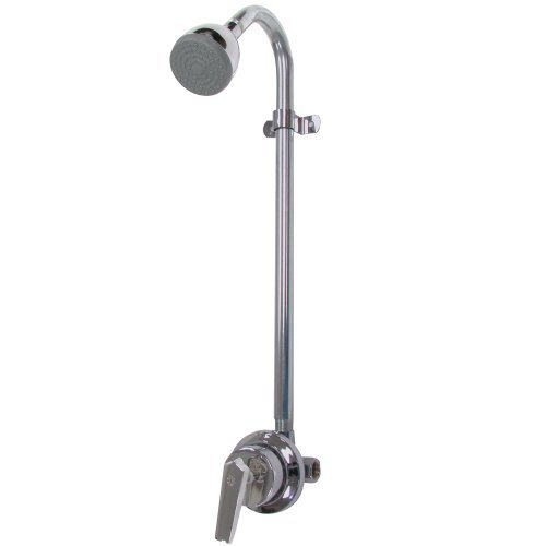 1 Handle Pressure Balance Gooseneck ANTI-SCALD 2.5 Gallons Per Minute