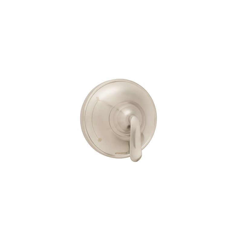 *CASPIA Pressure Balance Valve & Trim Brushed Nickel