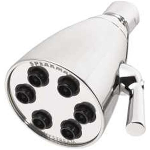 2.5 GPM Speakman® Icon Multi-Function 6-Jet Shower Head, Polished Chrome