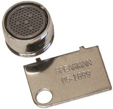 SPEAKMAN 2.2 GPM FLOW CONTROL AERATOR