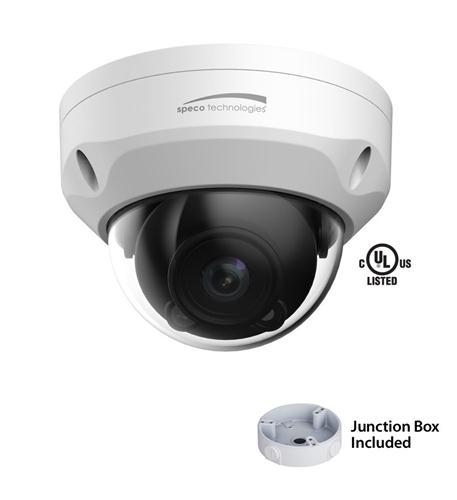 3MP Indoor/Outdoor Dome IP Camera